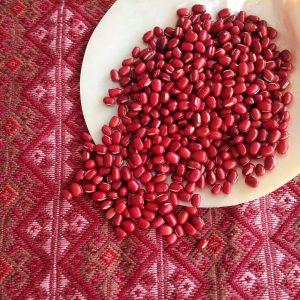 小豆の赤のパワー