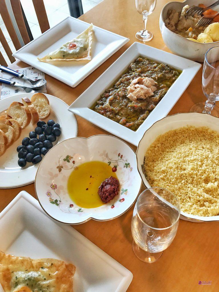 チュニジア料理は野菜たっぷり!試食会を開催しました。