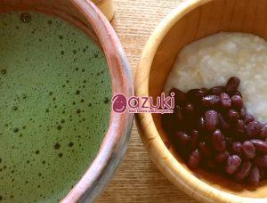 日本のスーパーフードmacchaと、飲む点滴の甘酒と、腸内美容の味方のazukiが一同に楽しんでいただけるイベントです。ルーマニアのクルトシュも楽しんでいただけます。