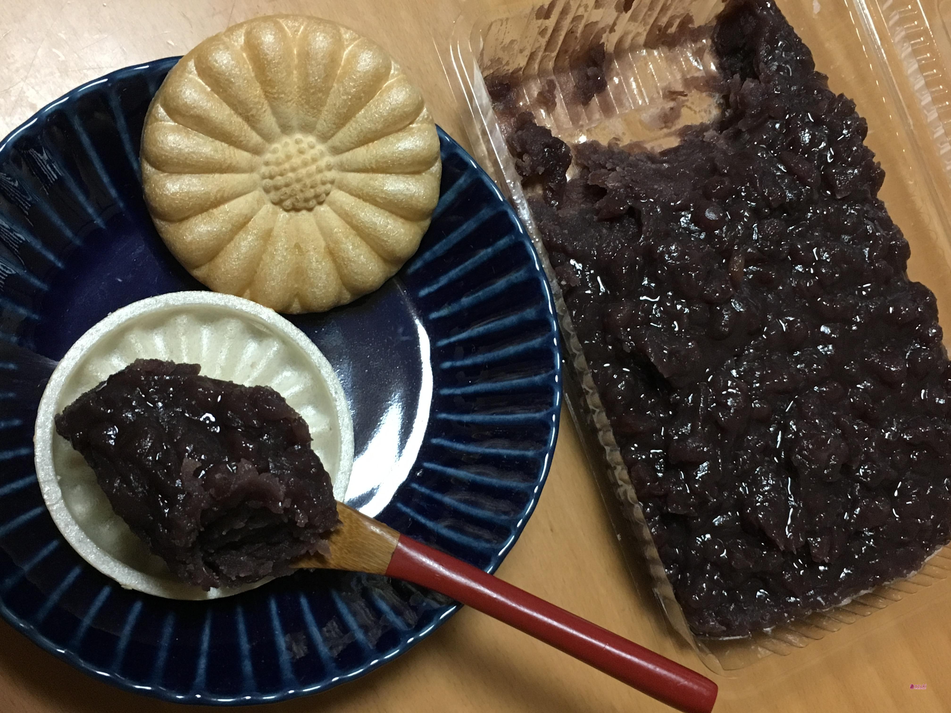 あんこ、好きなだけ!! 中村製餡所 最中セット