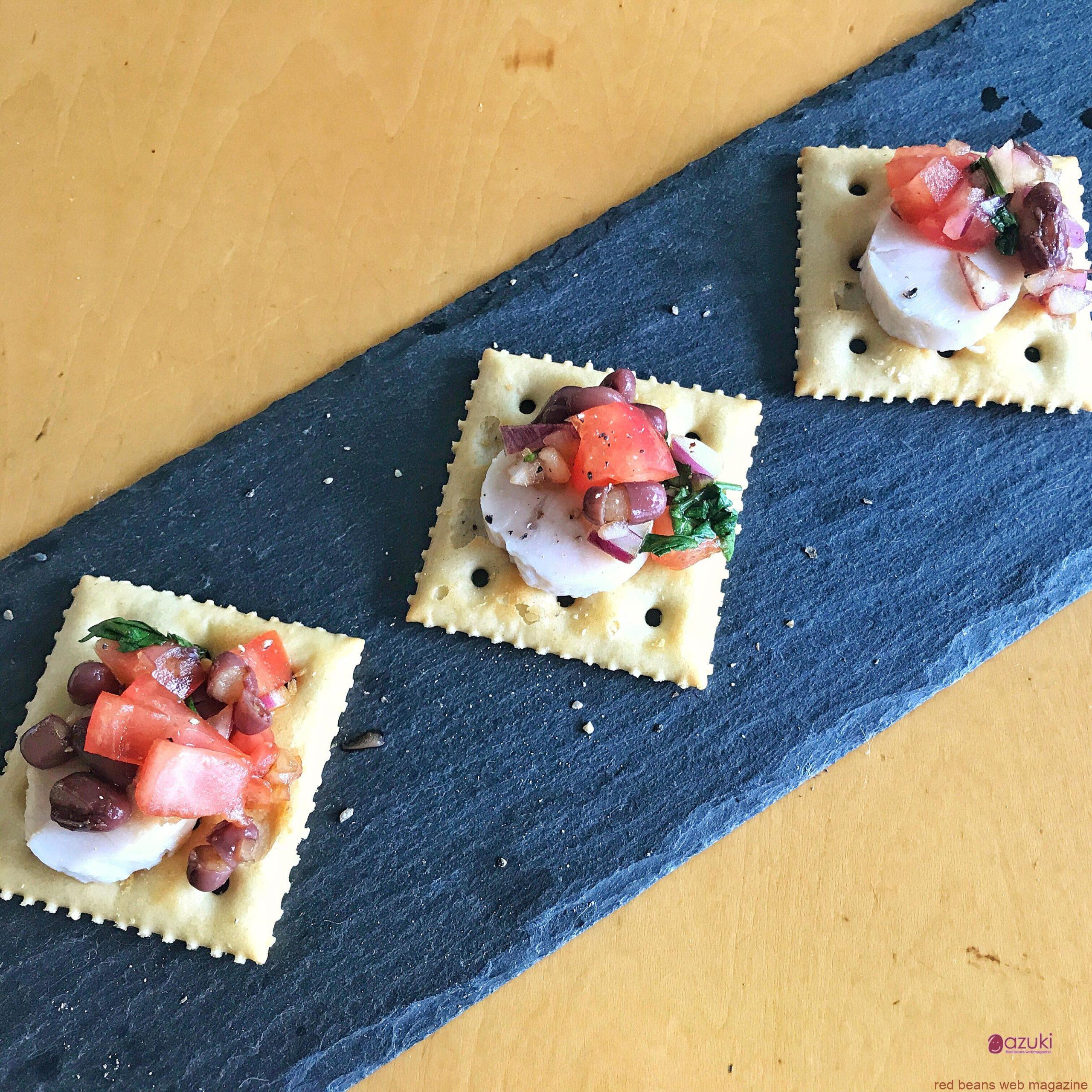 小豆サルサ