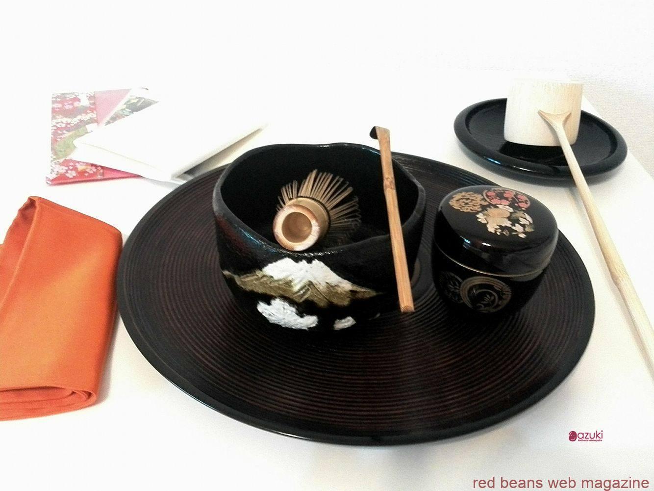 抹茶(maccha)のえらびかたと、茶道具について(11/11macchaとazukiイベントの解説)