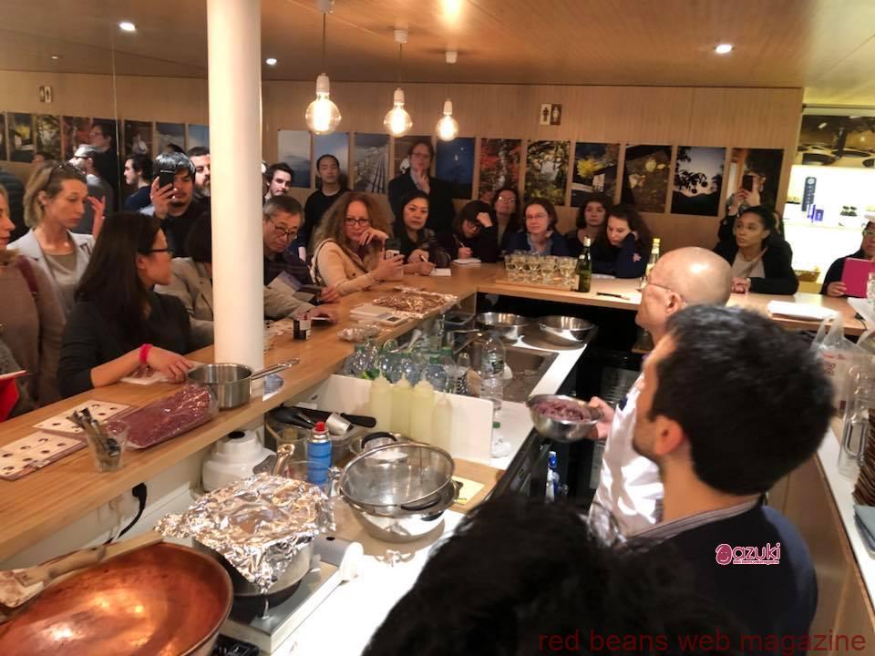 【イベント案内】世界の小豆食べ比べパーティー