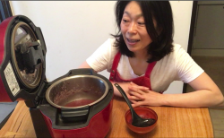 餡を家でたくさん食べたい人にお勧めのホットクック自動調理モードのご紹介